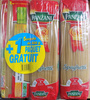 Spaghetti (Lot de 5 paquets de 500 g + 1 Gratuit) - Product