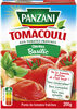 Panzani - Purée de tomates basilic Tomacouli - Product