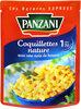 Pates panzani doy pack coquillettes natures avec noix de beurre - Prodotto