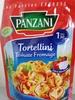 Tortellini - Pâte farcies cuisinées à la tomate et au fromage - Product