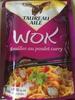 Wok - Nouilles au poulet curry - Product