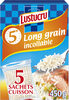 Lustucru riz 5 min sachets 450g (5x90g) - Produit