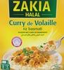 Curry de Volaille riz basmati - Halal - Produit