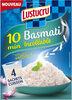 Lustucru riz basmati 10 min sachets 360g (4x90g) - Produkt