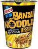 Lustucru banzaï noodle nouilles sautées en sauce poulet teriyaki - Product