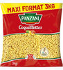 Pates panzani coquillettes 3 kg - Product