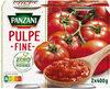Pulpe fine Zéro résidu de pesticides 2x400g - Produkt