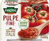 Panzani pulpe fine zero residu de pesticide 2x400g - Produkt