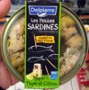 Les petites sardines fumées (sprats) au bois d'aulne Thym et Citron - Produit