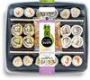 Coffret 20 pcs avocat gourmand comptoir sushi - Product