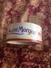 Le Saint Morgon - Fromage à pâte molle au lait de vache pasteurisé - Product