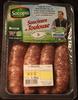 Saucisses de Toulouse (4 Saucisses) - Produit