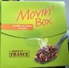 Movin' Box Lentilles aux épices & Poulet - Produit