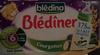 BLEDINA BLEDINER BRIQUES Courgettes 2x250ml Dès 6 mois - Prodotto