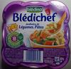 Blédichef - Jardinière de Légumes, Pâtes - Product