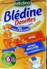 Blédine dosettes miel / saveur biscuitée - Prodotto