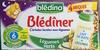 BLEDINA BLEDINER BRIQUES Légumes verts 4x250ml Dès 6 - Prodotto