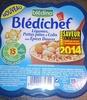 Blédichef Légumes, Petites pâtes et Colin aux épices douces - Product