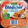 Blédichef - Petites Pâtes et Bœuf façon Bourguignon - Product