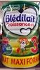 BLEDILAIT Croissance + Maxi Format 1,6kg De 1 à 3 ans - Produit