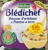 Blédichef Douceur d'artichaut et Pomme de terre - Product