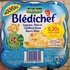 Blédichef Légumes, Pâtes et Cabillaud façon Beurre blanc - Product