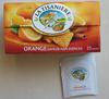 Orange - saveur pain d'épices - Produit