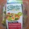 Salad'bistrot la Campagnarde (Les Crudettes) - Produit