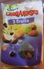 Croquandises 3 fruits - Produit
