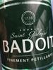 Badoit - Product