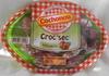 Croc'sec Noisettes - Produit