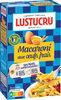 Macaroni aux oeufs frais - Producto