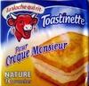 Toastinette Pour Croque Monsieur Nature - Product
