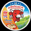 La Vache qui rit - Mon P'tit plus cuisine - Produit