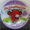 The Laughing Cow Extra Light Cheese Triangles - Produit