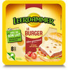 Leerdammer Le Burger 8 tranches - Product