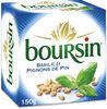 Boursin® Basilic & Pignons de Pin - Produit