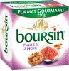 Boursin figue et 3 noix - Produit