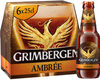 Grimbergen 6X25CL GRIMBERGEN AMBREE 6.5 DEGRE ALCOOL - Prodotto
