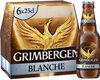 Grimbergen 6X25CL GRIMBERGEN BLANCHE 6.00 DEGREE ALCOOL - Prodotto