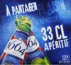 1664 12x33cl 1664 5.5 degre alcool - Prodotto