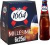 1664 6x25cl 1664 millesime 2017 6.7 degre alcool - Prodotto