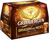 Grimbergen 12X25CL GRIM NOEL 6.5 DEGRE ALCOOL - Prodotto