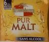 Bière Blonde Pur Malt Sans Alcool - Produit
