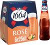 1664 6x25cl 1664 rose 4.5 degre alcool - Prodotto