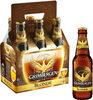 Grimbergen - 6x33cl grim blonde panier inv - 6.70 degre alcool - Produit