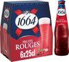 1664 6x25cl 1664 fruits rouges 4.5 degre alcool - Prodotto