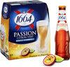 1664 - 6x25cl 1664 passion citron vert - 4.50 degre alcool - Produit