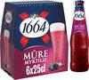 1664 25 cl 1664 Mure Myrtille 4.5 DEGRE ALCOOL - Prodotto