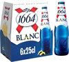 1664 6x25cl 1664 blanc 5.0 degre alcool - Prodotto